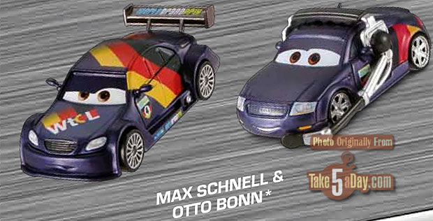 Cars  Max Schnell And Otto Bonn