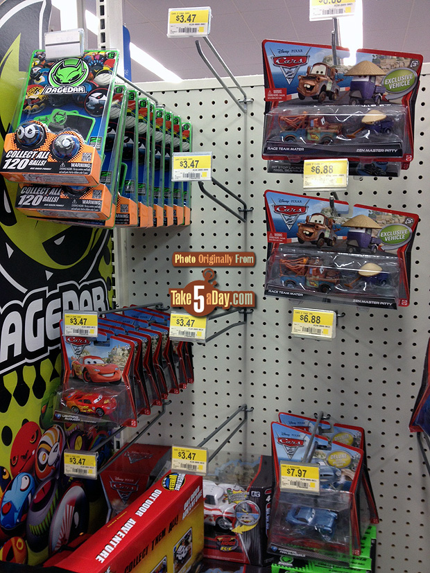 Toy Cars At Walmart : Mattel disney pixar cars walmart land of the lost