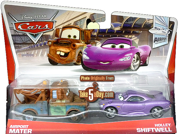 Airport Mater