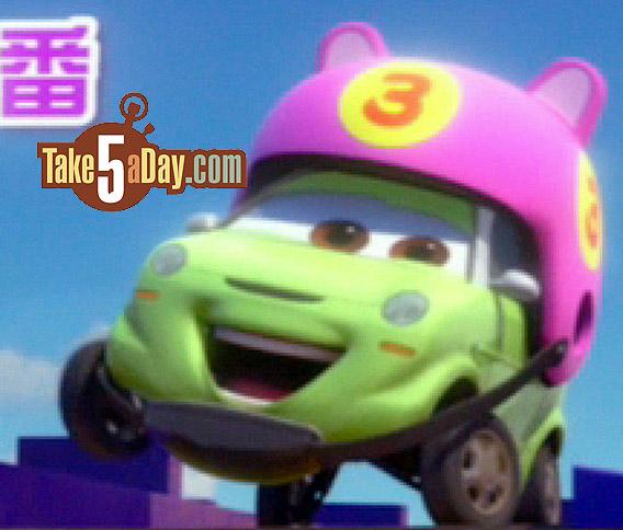 Jpan TV Cars2