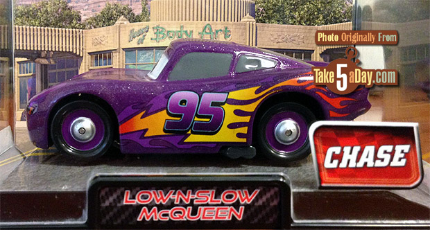 low slow mcqueen