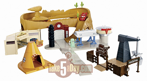 T5 Playset