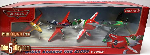 Box 2 planes