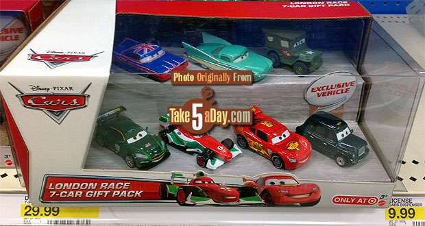 London Race 7-Pack