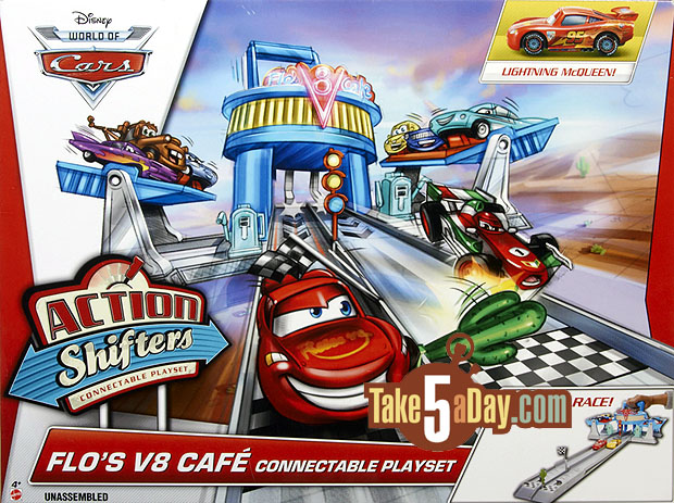 Flo's V8 Cafe Connectable