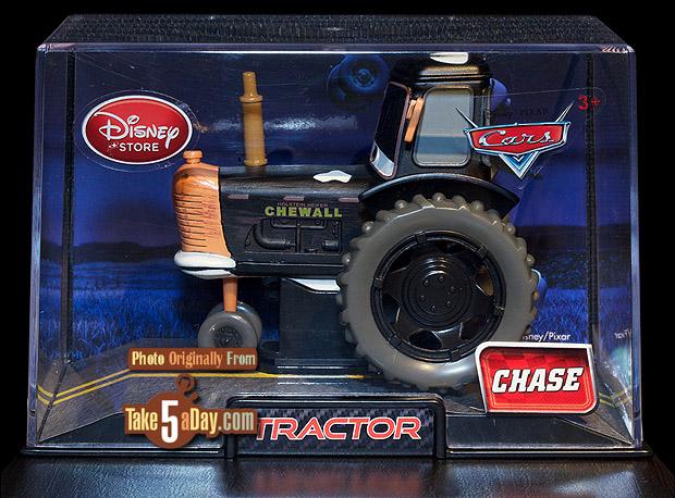 Tractor Black