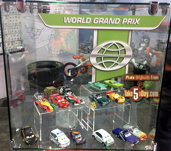 Mattel WGP