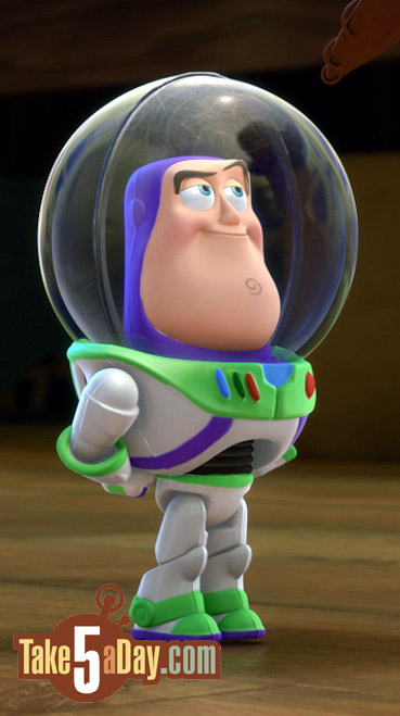 small fry buzz lightyear