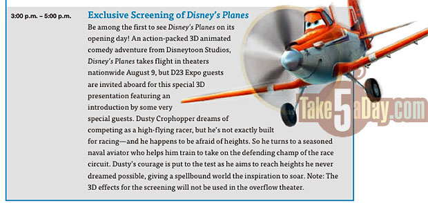 planes screening