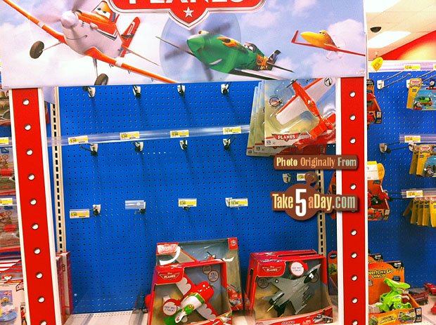 planes target