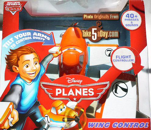 planes wing control