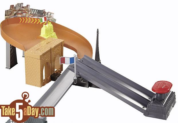 ramp launcher