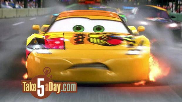 Mattel Disney Pixar CARS Diecast