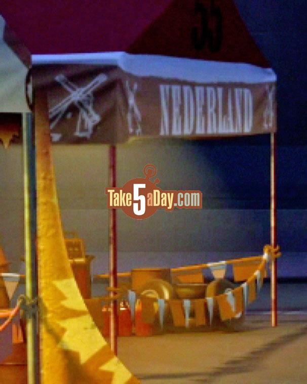natherlands tent