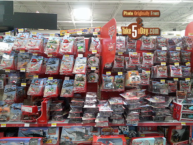 Toy Cars At Walmart : Mattel disney pixar cars planes walmart stuffed take