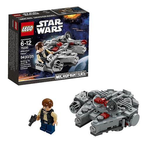New LEGO Mini Millennium Falcon | Take Five a Day