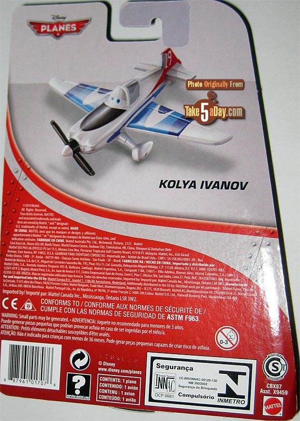 kolya card