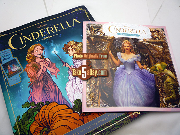 Cinderella Kids Cover