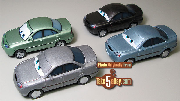 Mattel Disney Pixar Cars The Autobahn Society Speeds In In 2016