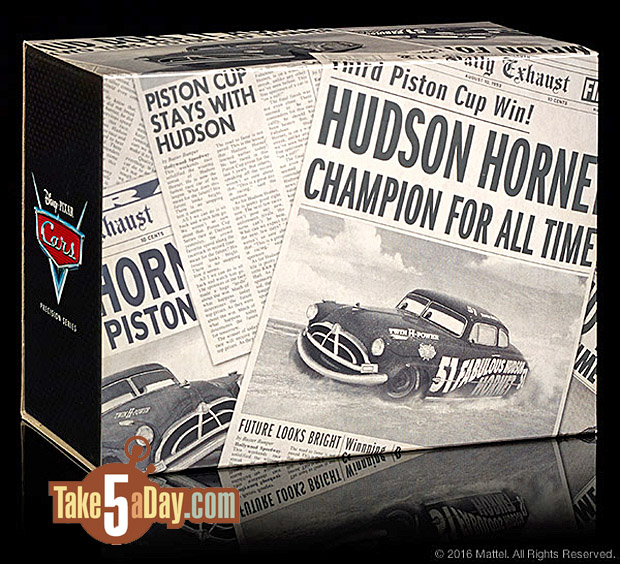 SDCC Precision Hudson Box