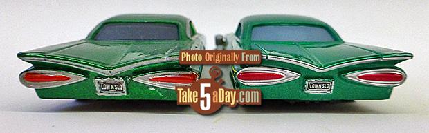 Radiator-Springs-Cleanup-5-pack-Cars_Green-Ramone-Paint-Job-Ramone-rear