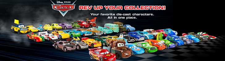 Take Five A Day Blog Archive Mattel Disney Pixar Cars 3 Mini