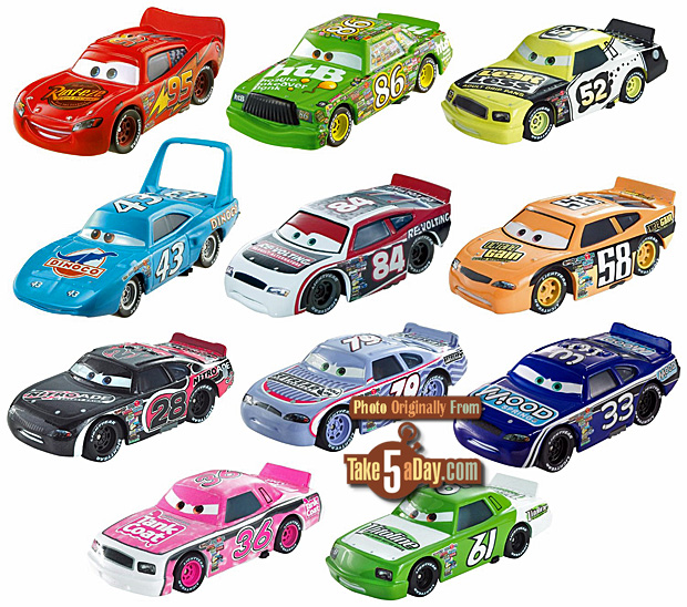 11 PC racers