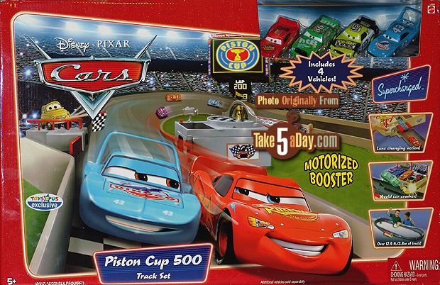Mattel Disney Pixar Cars 3 Another Clue Take Five A Day
