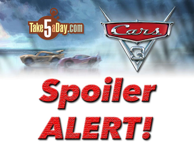 Mattel Disney Pixar Cars 3 Are You Ready For Some Cars 3