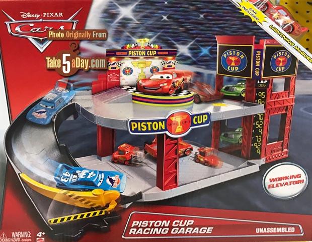 Mattel Disney Pixar Cars Walmart Reset Amp New Playsets