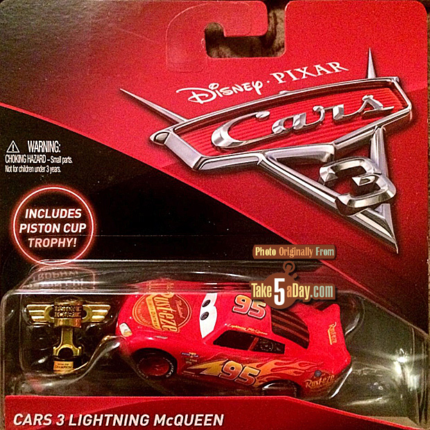 Jada toys classic lightning mcqueen disney pixar cars - Mattel Disney Pixar Cars 3 Toys R Us Event Saturday 6 24