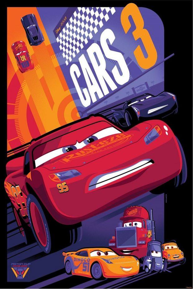 take five a day 187 blog archive disney pixar cars 3 nice