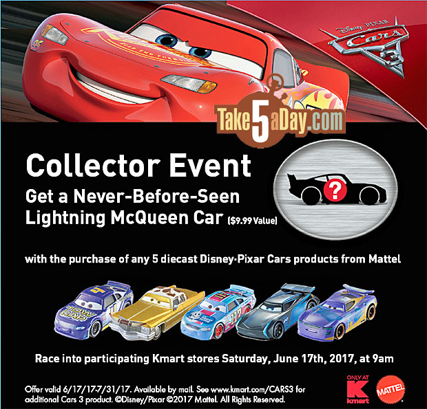 so hard to believe that kmart is going all out its hard to tell exactly what the plan is but its probably like the last kmart cars day in 2013