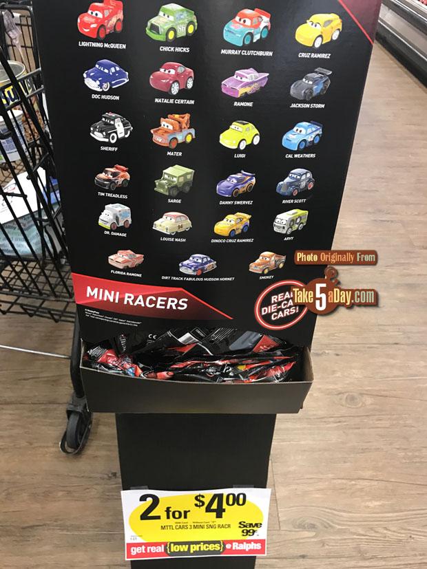 Cars  Mini Racers