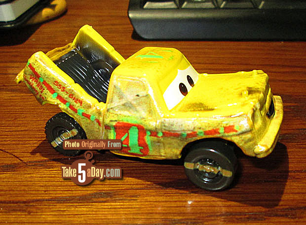 Mattel disney pixar cars 3 thunder hollow crazy 8 derby diecasts checklist take five a day - Coloriage cars 3 thunder hollow ...