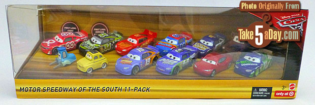 Target Cars  Motor Speedway Of The South  Pack
