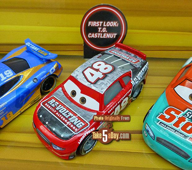 Cars  T G Castle Nut