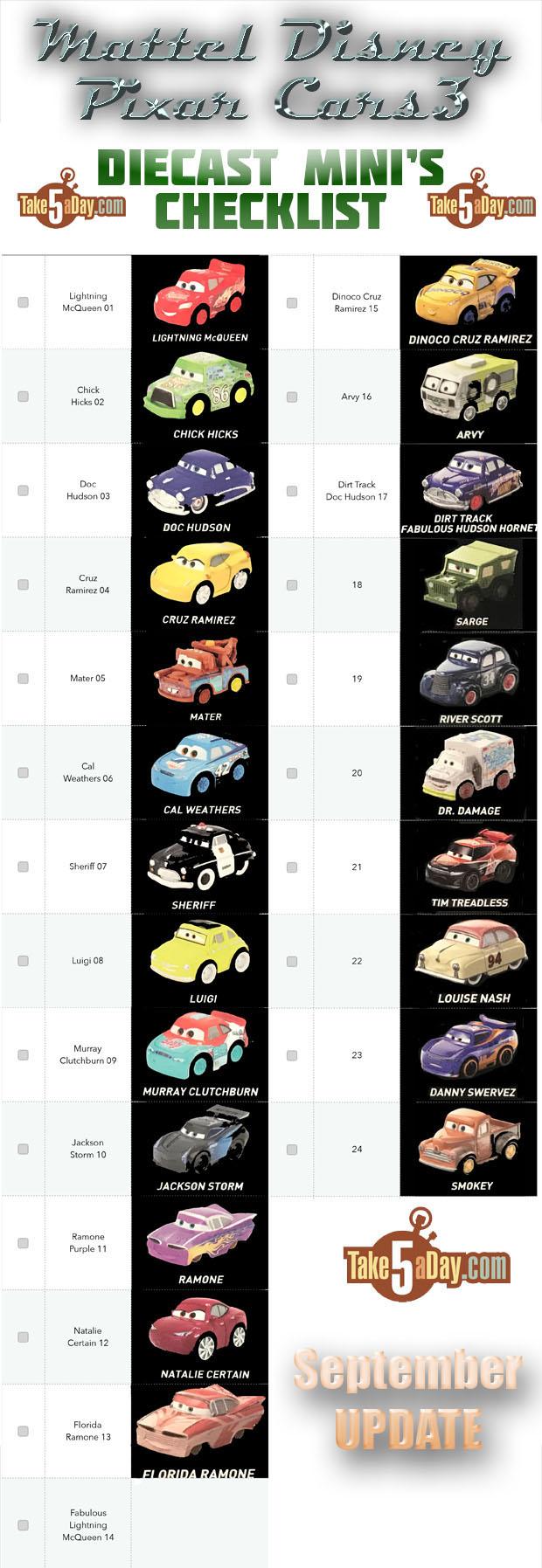 Disney Pixar Cars  Blu Ray
