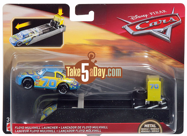 Cars 3 Veteran Racers Cars 3 Speedy Comet Blinkr 21