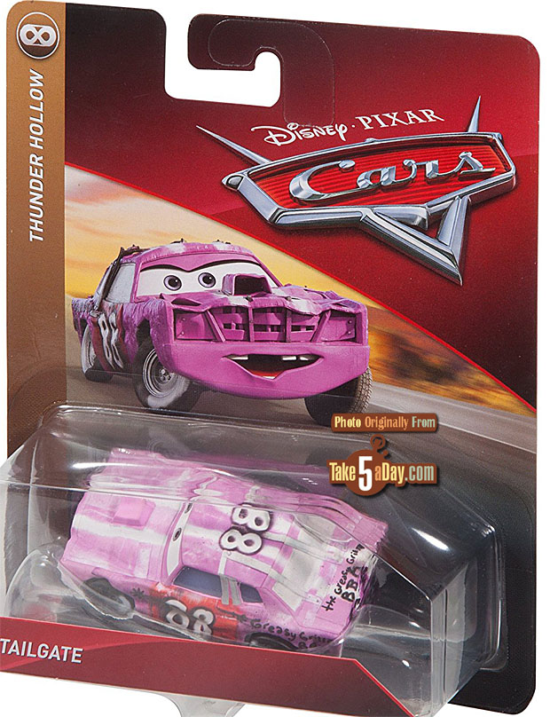 Disney Pixar Cars Diecast New Releases