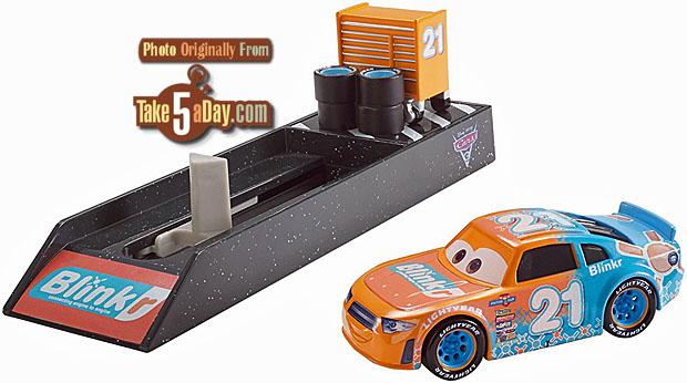Disney Cars  Blinkr Launcher