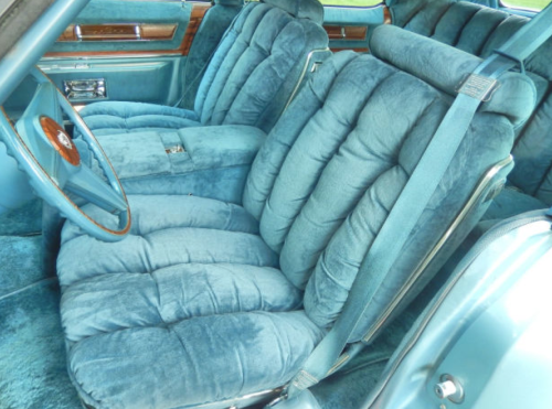 car interior they don 39 t make 39 em like they used to take five a day. Black Bedroom Furniture Sets. Home Design Ideas