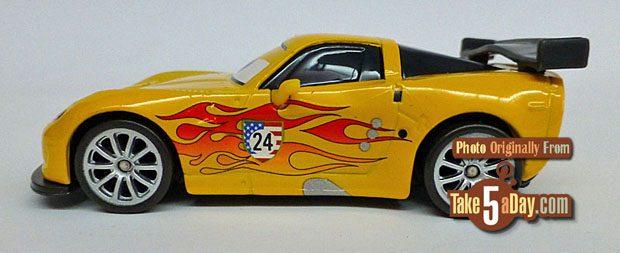 Mattel Disney Pixar CARS 3: Jeff Gorvette CARS 3 Version ...