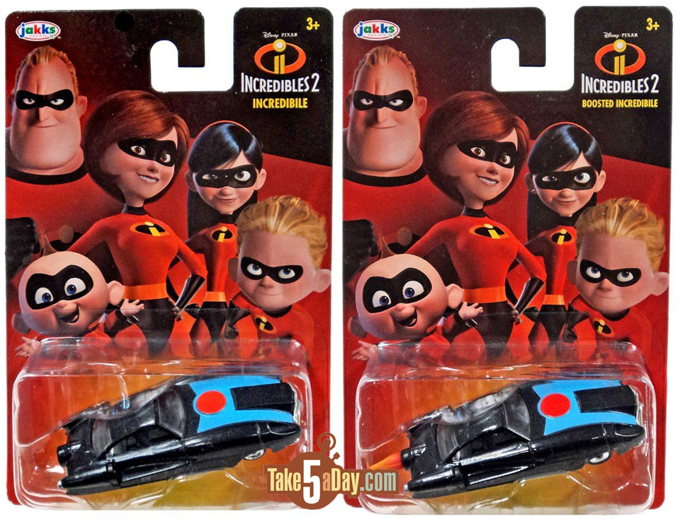 The Incredibles Toys R Us : Disney pixar incredibles diecasts new toys take five