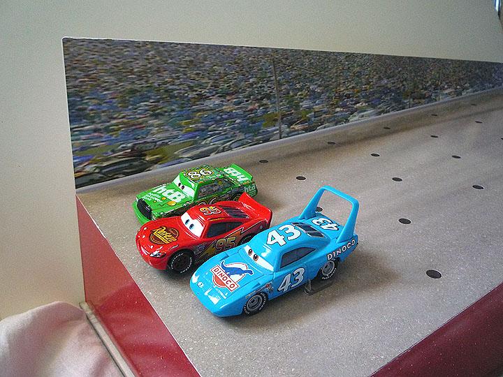 Take Five A Day Blog Archive Mattel Disney Pixar Cars Piston Cup Racers Photo Checklist