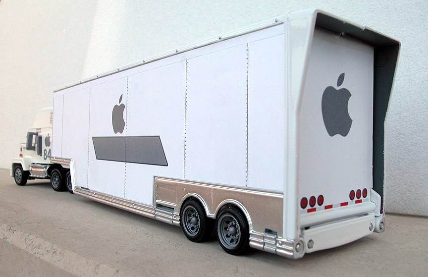 Apple Trailers Cars
