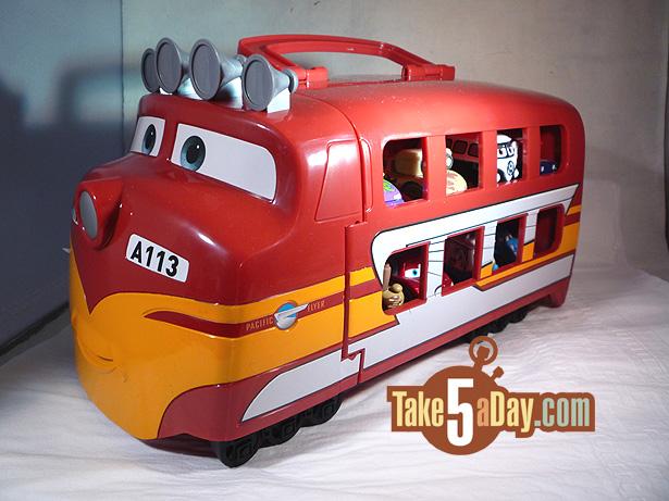 Take Five A Day 187 Blog Archive 187 Mattel Disney Pixar