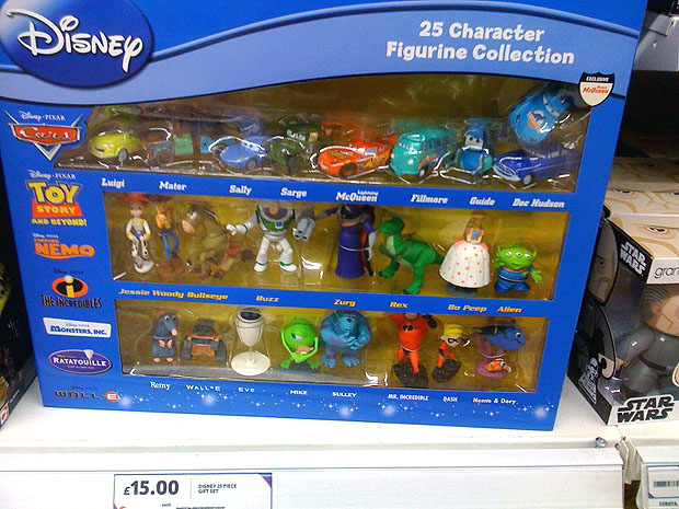 Take Five A Day Blog Archive Disney Pixar Cars You Are A Toy