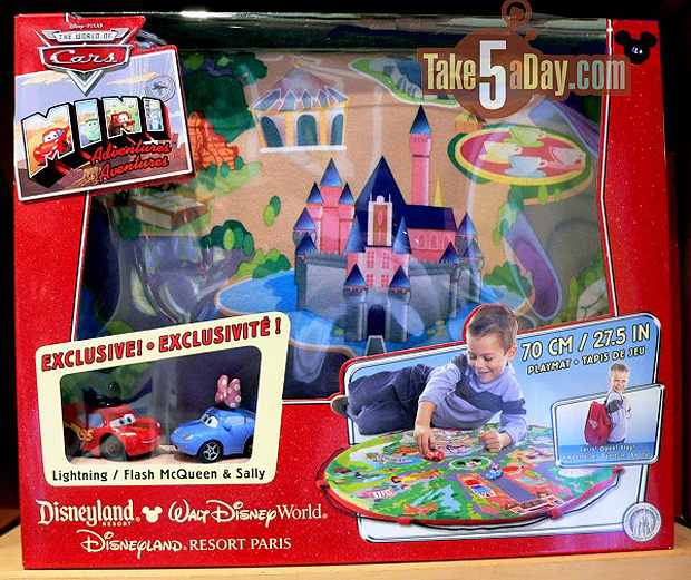 Take Five A Day 187 Blog Archive 187 Mattel Disney Pixar