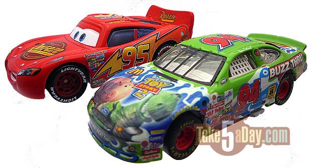 mattel disney pixar diecast cars what kind of car is lightning